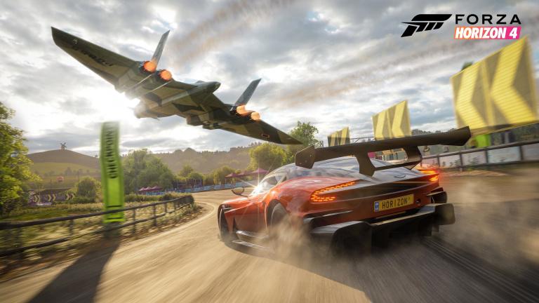 Forza Horizon 4 démarre en trombe au Royaume-Uni
