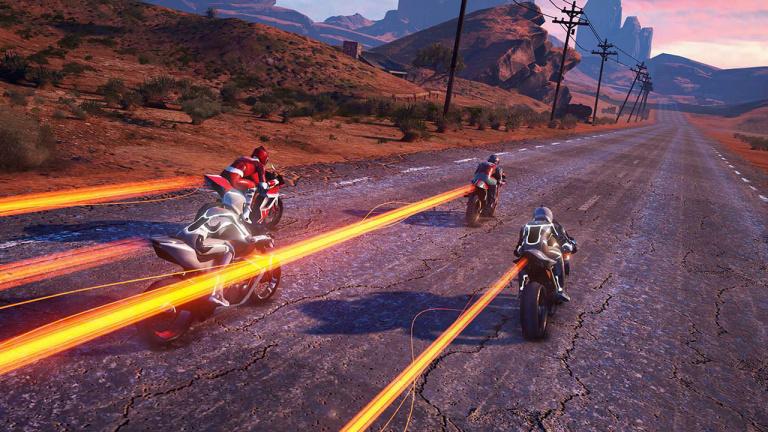 Moto Racer 4 arrive le 25 octobre sur Switch