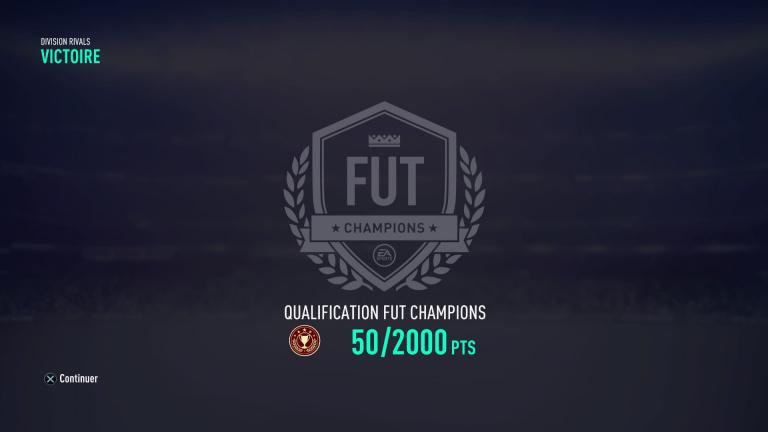 FIFA 19 / FUT, Division Rivals : notre guide du nouveau mode de jeu