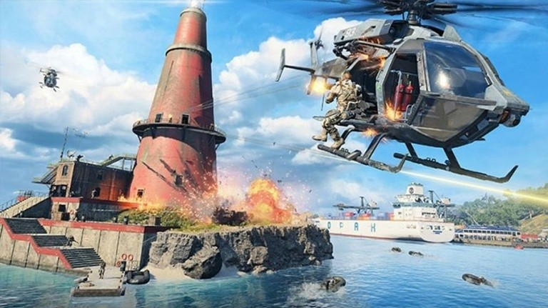 Call of Duty : Black Ops 4 rejoue Titanic mais avec des zombies