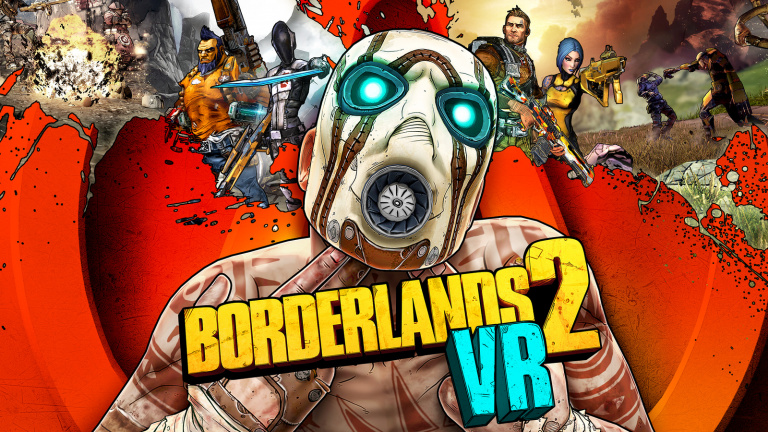 Borderlands 2 arrive en décembre sur PlayStation VR