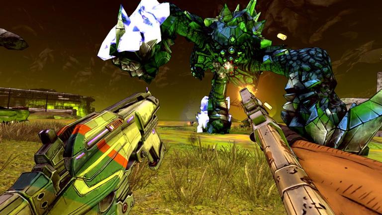 Borderlands 2 VR enfin daté sur PC
