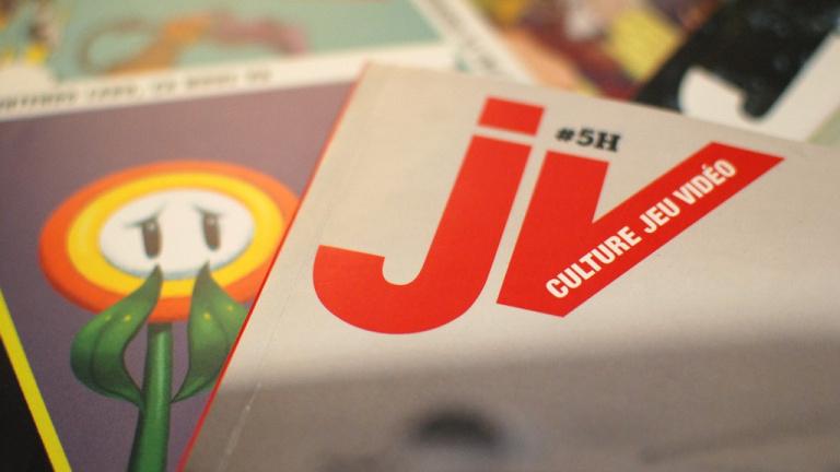 JV le Mag : Le magazine lance un Kickstarter pour se sauver