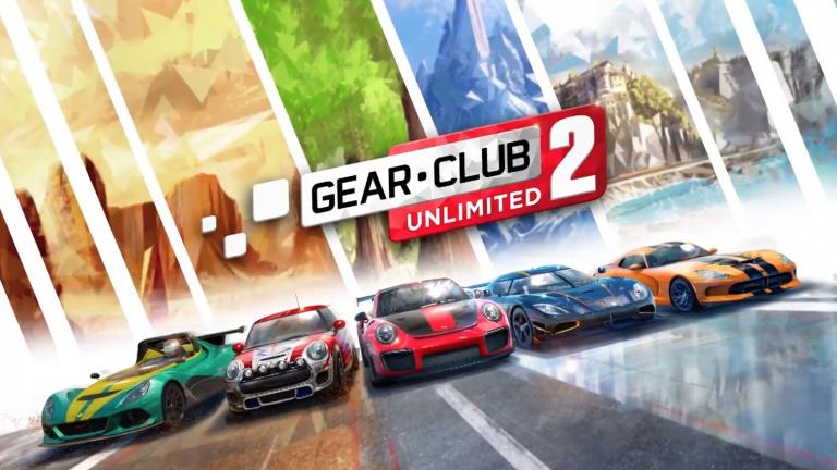 De nouvelles images pour Gear.Club Unlimited 2