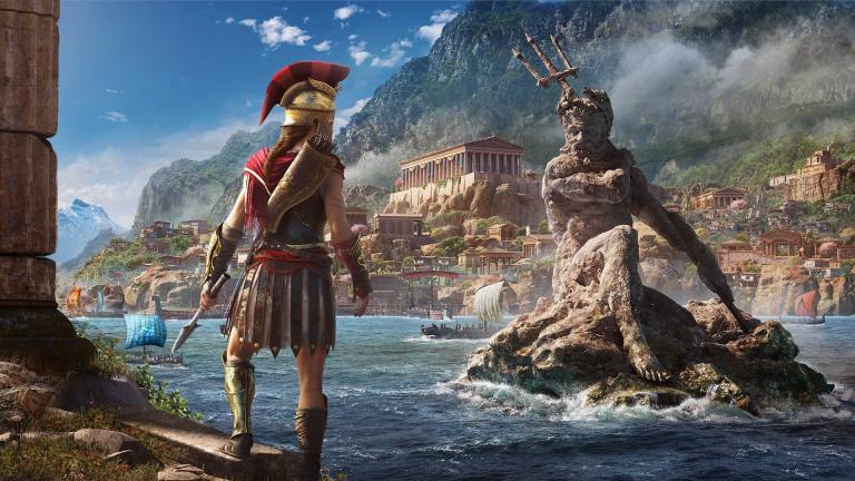 Assassin's Creed Odyssey : Meilleur lancement pour la franchise sur cette génération d'après Ubisoft