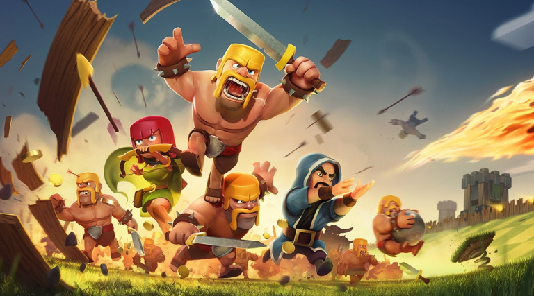 Clash of Clans : 41 millions de dollars en septembre selon Sensor Tower