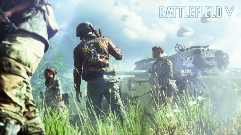 """Battlefield 1 : des skins à débloquer avec l'évènement """"En route vers Battlefield V"""""""
