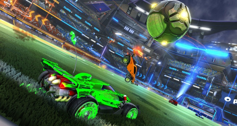 Rocket League fête son anniversaire avec un week-end double XP