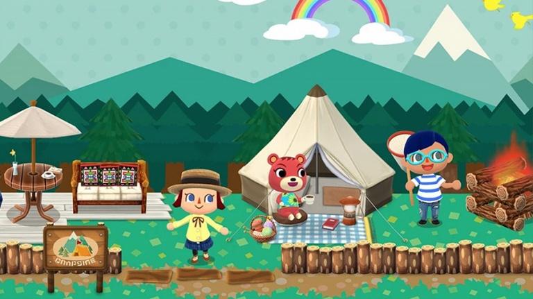 Animal Crossing : Pocket Camp s'associe à Pokémon pour un événement