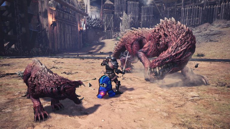 Monster Hunter World : l'évènement Mega Man débute le 19 octobre sur PC