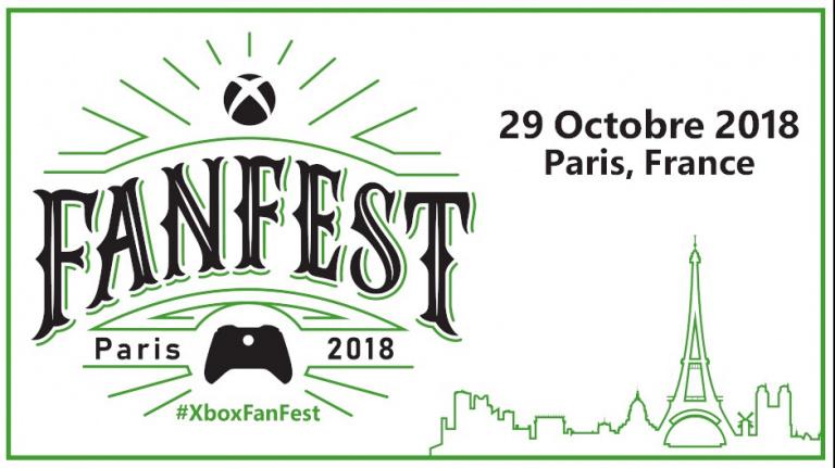 Xbox Fan Fest : Microsoft en précise le nombre de places, le prix et l'organisation