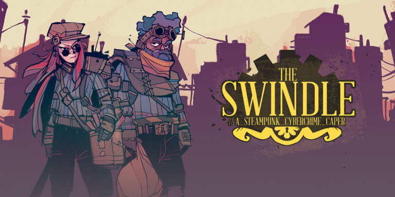 The Swindle s'infiltre par surprise sur Switch