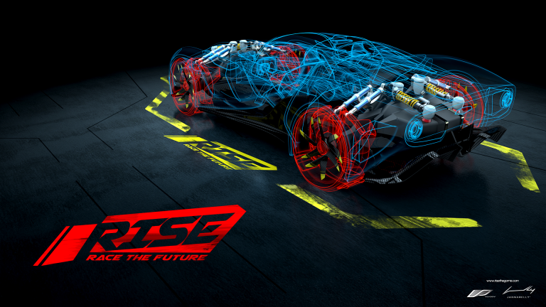 Rise : Race of the Future dévoile son premier screenshot