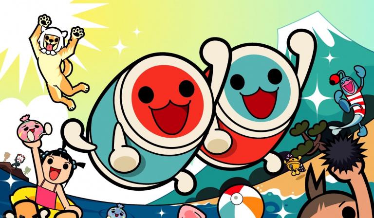 Taiko no Tatsujin s'offre des démos sur PS4 et Switch