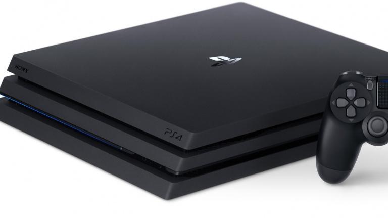 La PS4 affectée par un bug déclenché par un message privé