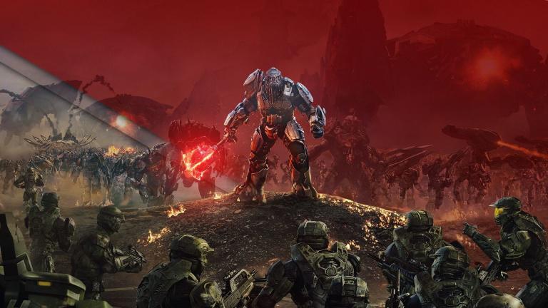 Les deux Halo Wars à l'essai le week-end prochain