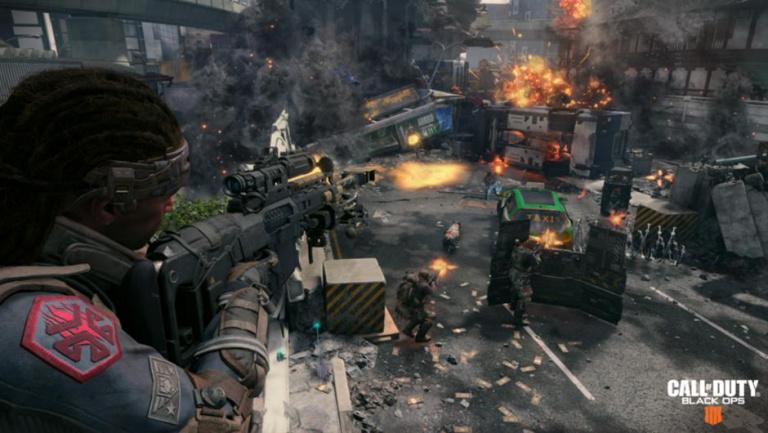 Call of Duty : Black Ops 4 - les ventes physiques s'effondrent au Royaume-Uni