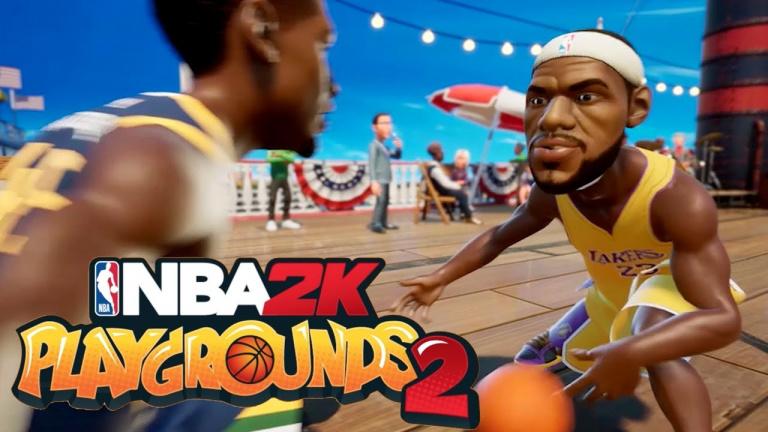 NBA 2K Playgrounds 2 : les trophées / succès du jeu de basket arcade de Saber Interactive