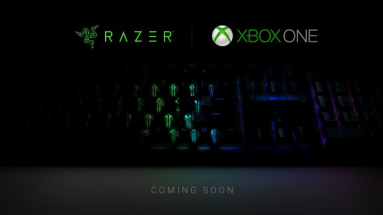 Xbox One : le support clavier / souris disponible pour les Insiders