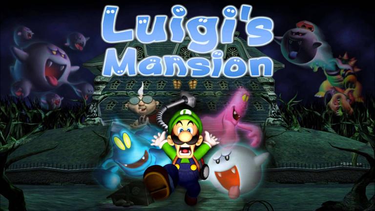 Luigi's Mansion, soluce complète : notre guide mis à jour sur 3DS