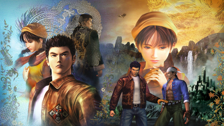 Shenmue I & II : la réaction de Sega suite à la vidéo leakée du remake annulé
