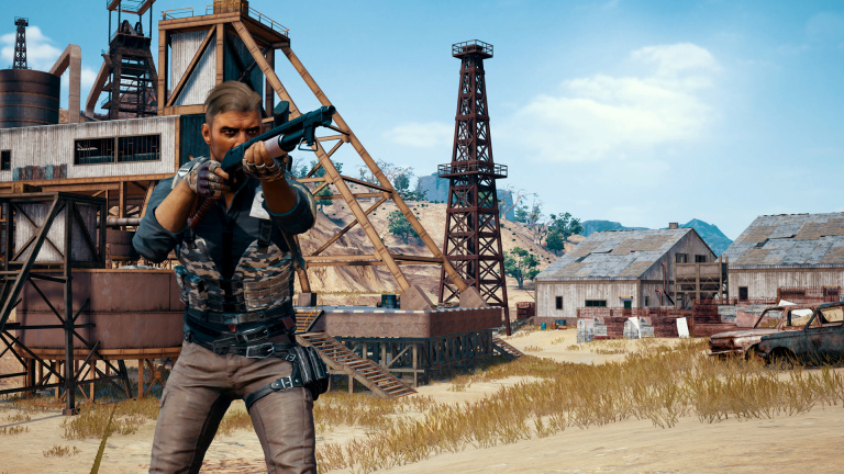 PlayerUnknown's Battlegrounds organise son premier événement d'Halloween
