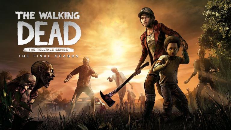 Skybound fait le point sur The Walking Dead : The Final Season dans une Q&A