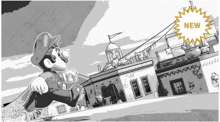 Super Mario Odyssey : des filtres et un costume zombie pour halloween