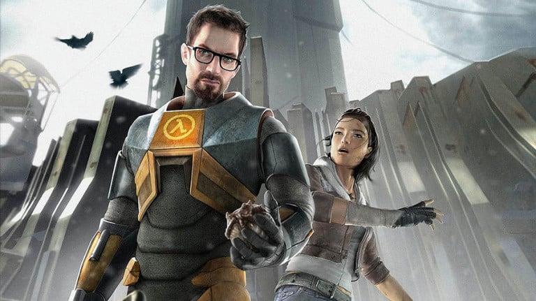 Half-Life 2, Portal, Left 4 Dead et Team Fortress 2 optimisés Xbox One X