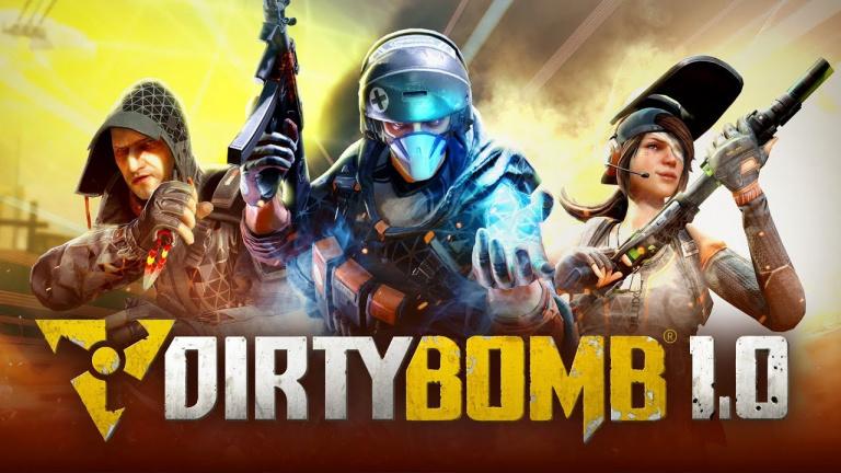 Dirty Bomb : Le titre officiellement abandonné par Splash Damage