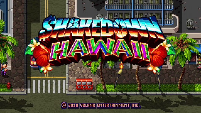 Shakedown Hawaii arrivera finalement début 2019