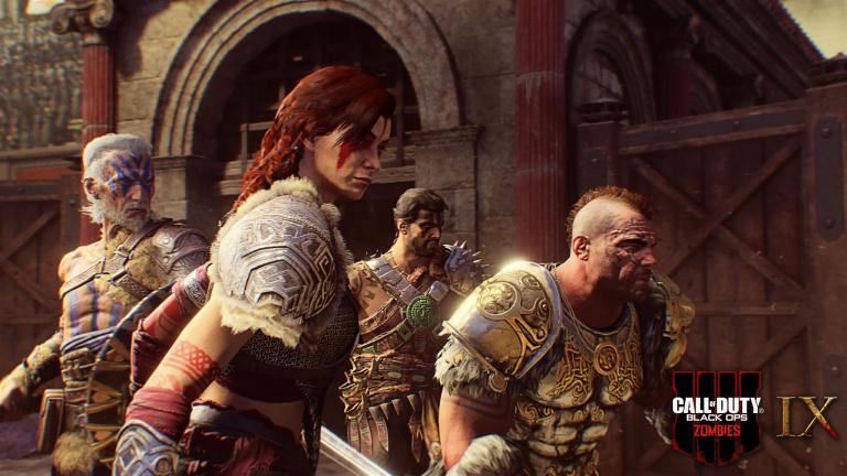 Guide Black Ops 4 Zombies, carte IX : lieux, atouts, bouclier... - jeuxvideo.com