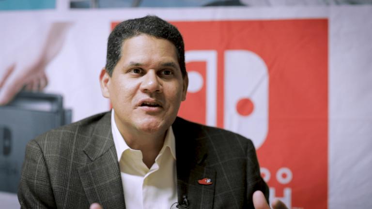 Reggie Fils-Aimé évoque la capacité de Nintendo à se réinventer malgré les échecs
