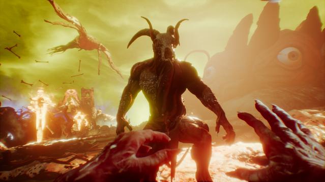 Agony Unrated effraiera les joueurs PC pour Halloween