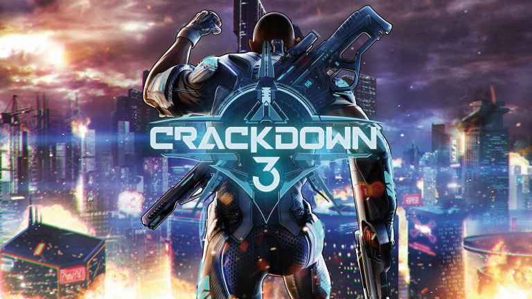 Crackdown 3 sera jouable à l'évènement X018