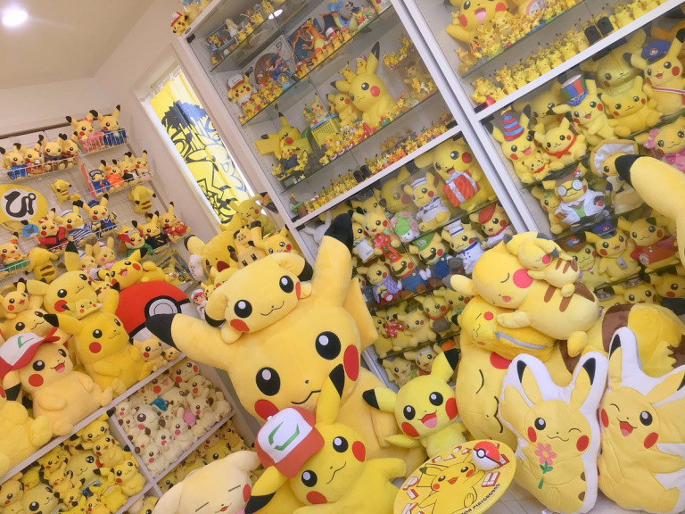 Pokémon : une collection Pikachu à plus de 60 000 Euros !