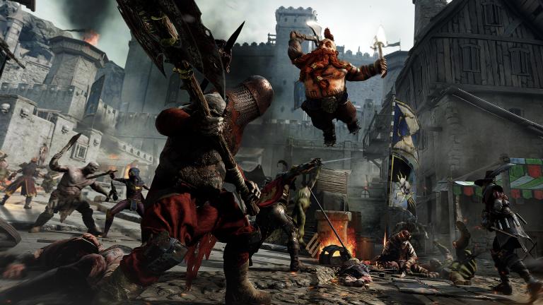 Fatshark (Warhammer Vermintide) s'offre A Sweet Studio
