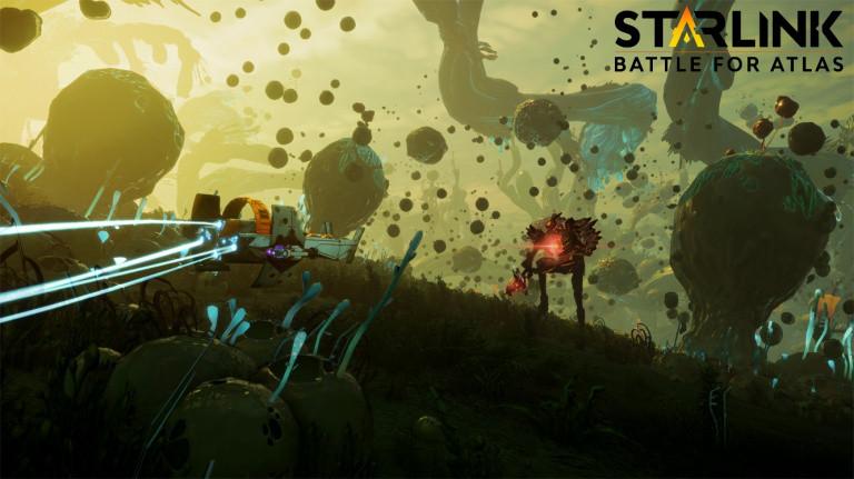 Starlink Battle for Atlas : soluce de la campagne principale et Star Fox, notre guide de l'espace