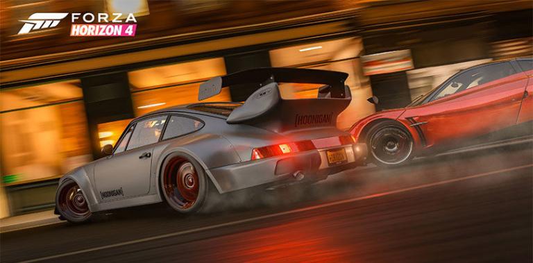 Forza Horizon 4 : l'éditeur de circuit fait son arrivée