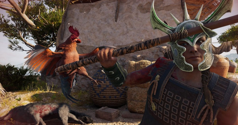Assassin's Creed Odyssey : comment trouver le Korogu de Zelda Breath of the Wild ?
