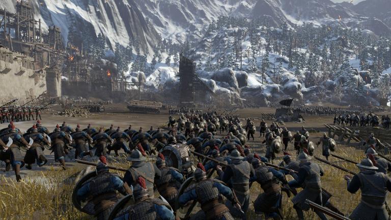 Conqueror's Blade : une série de tests avant l'accès anticipé pour le MMO médiéval
