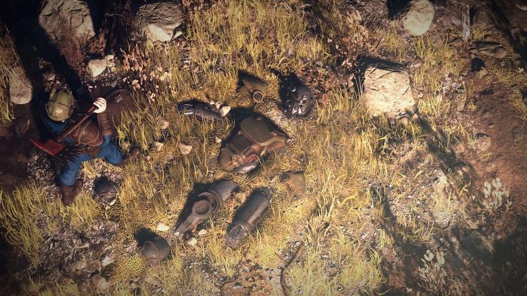 Fallout 76 : la bêta devrait contenir des bugs