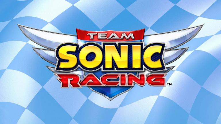 Team Sonic Racing décalé en mai 2019