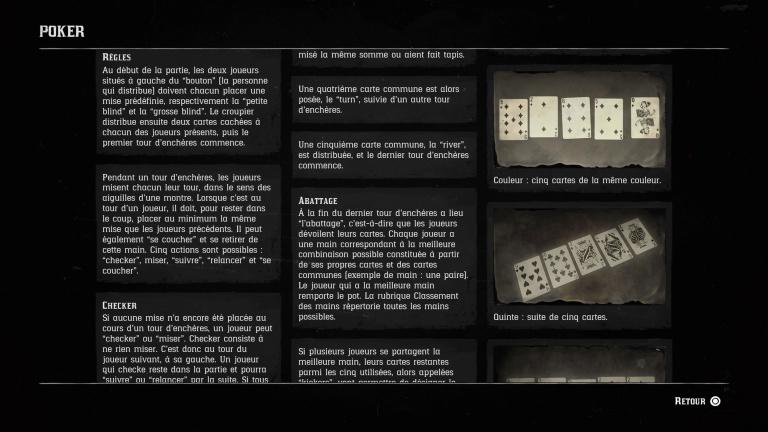 Tutoriels : poker