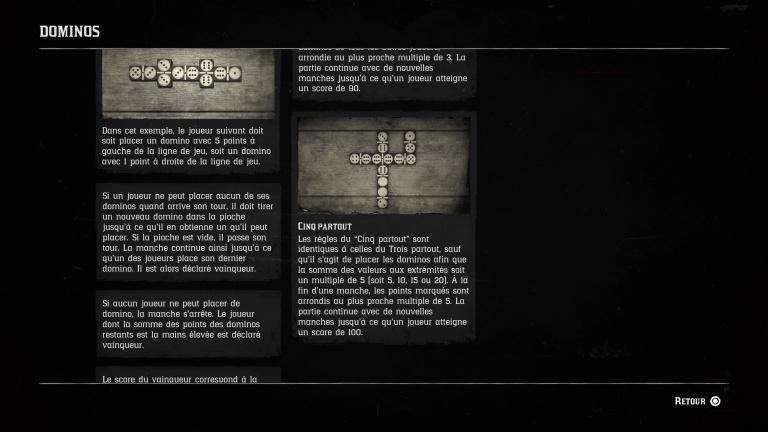 Tutoriels : dominos