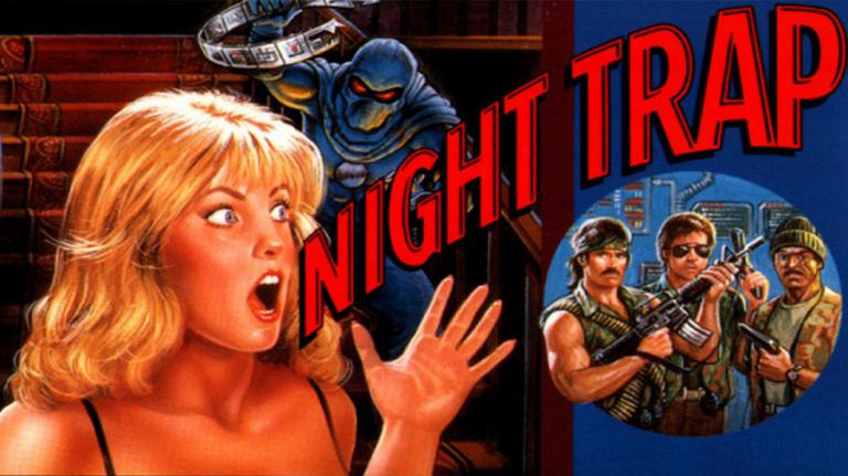 Night Trap : l'édition anniversaire arrive sur PS Vita