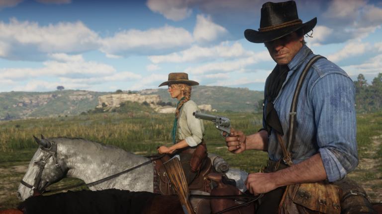 Red Dead Redemption II : la companion app fait référence au PC