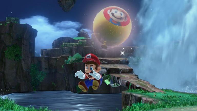 Super Mario Odyssey : Une énigme pour fêter l'anniversaire du jeu