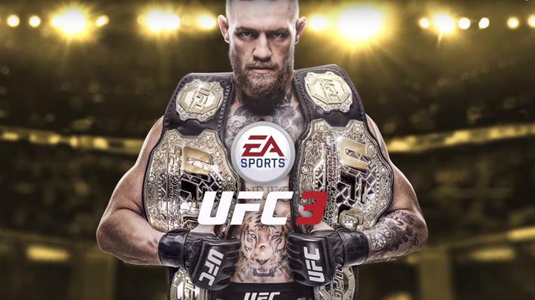 EA Sport UFC 3 rejoint le programme EA Access