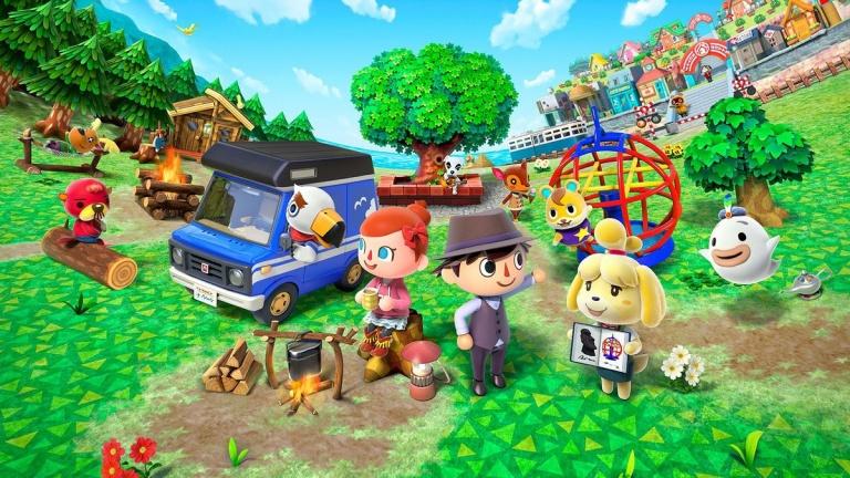 Animal Crossing : Pocket Camp étoffera son gameplay par une mise à jour